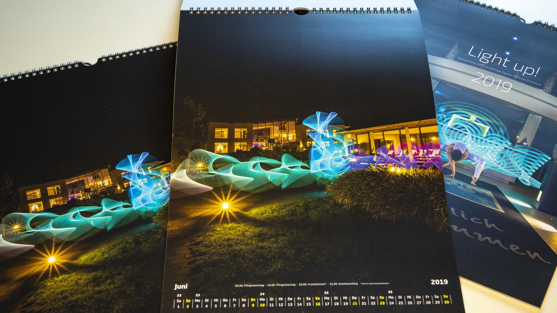Light up! – monte mare